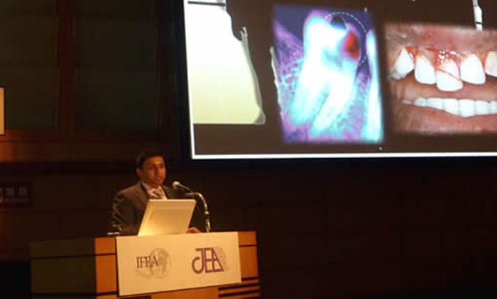Sanjeev Bhanderi IEFA lectures