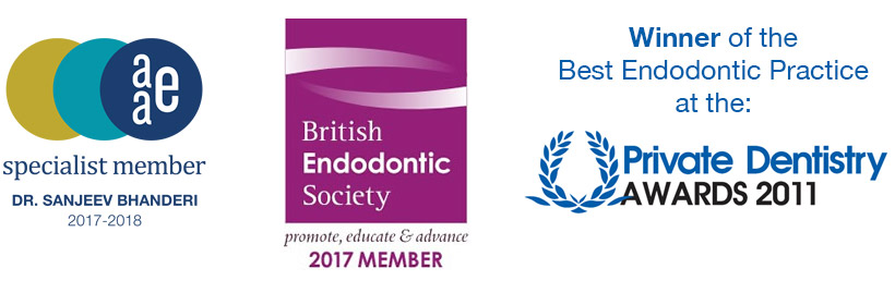 Winner of the Best Endodontic Practice at the Private Dentistry Awards