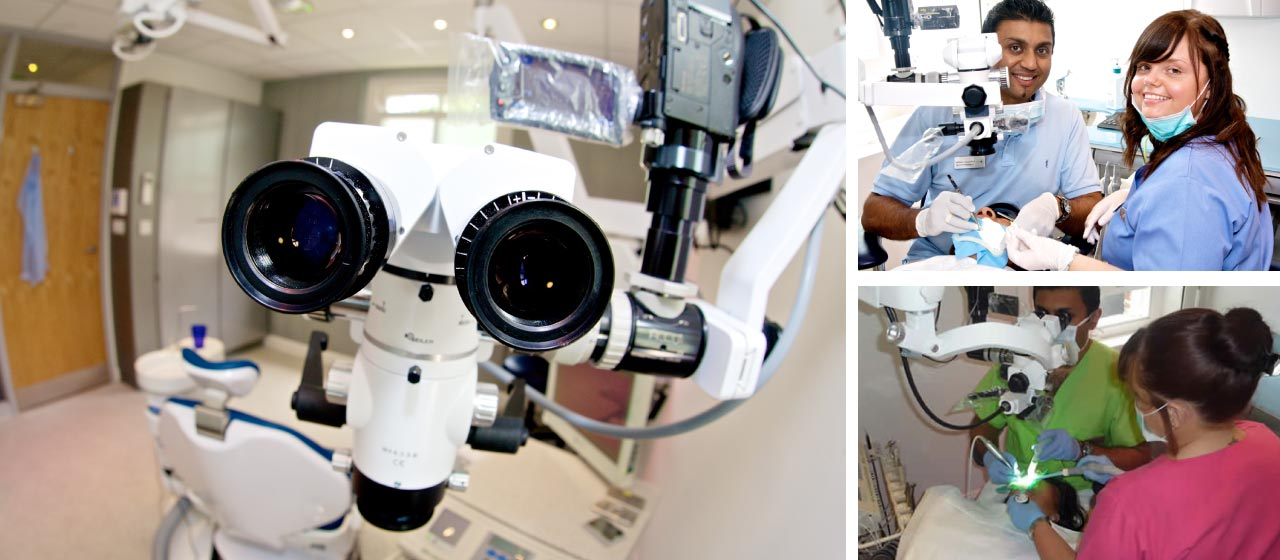 Seiler microscopes used at Endo61